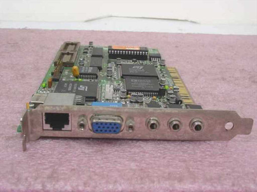 Diamond Edge 3D 2120  PCI Video Card