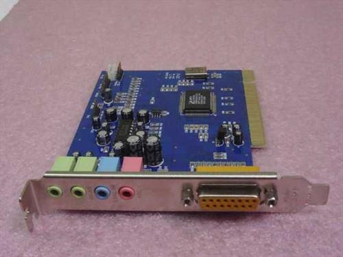 Hercules 524 5058366  PCI Sound Card - Maxi Sound Muse
