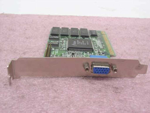 Trident TVGA9685  Jaton PCI Video Card ProVidia9685