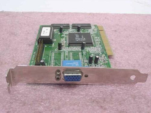 Gateway VIDPCI008ABWW  PCI Video Card S3Trio 64V& H0C3CC