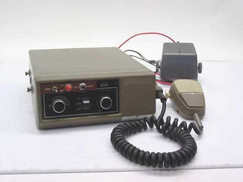 General Electric KT-134-A  Two-Way Communications Radio - ER-92-A