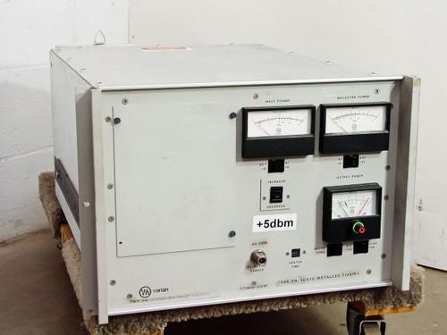 Varian VZC-6965  TWTA Amplifier 400W TWTA no PS VZC-6965 D8T6 VCBan