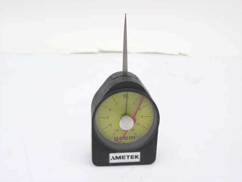 Ametek Dial  Dynamometer to 15 grams AS IS