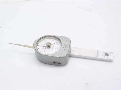 "Scherr Tumico Dial  Precision Dial Dynamometer 0 to 15 Grams - 2"""
