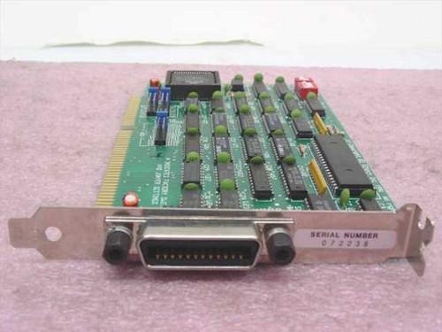 IOtech 1700-0113  GPIB IEEE-488 Board 16-Bit ISA