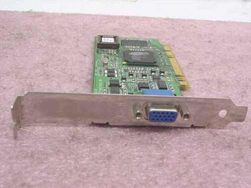ATI PCI Video Card Rage XL 109-72300-10 (109-72300-10)