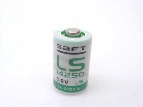 Saft 14250  3.6VDC Lithium Battery