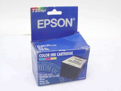 Epson S020036  Color Ink Cartridge for Epson Stylus Pro, Pro XL,