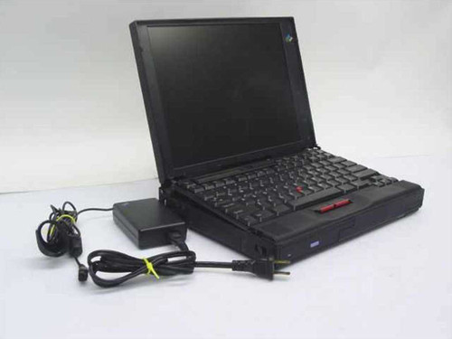 IBM 9546-U9E  Thinkpad Laptop 760XD Pentium 166MHz 3GB