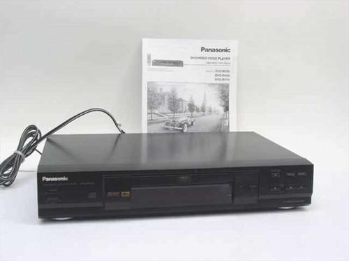 Panasonic DVD-RV30  DVD/Video CD/CD Player