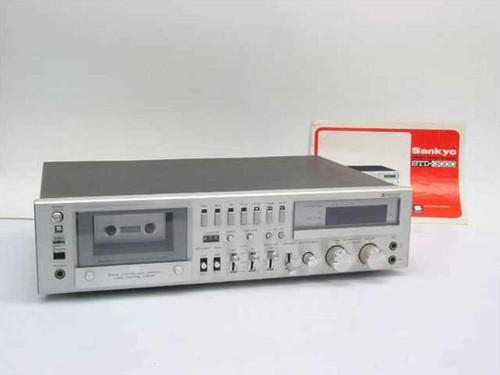 Sankyo STD-3000  Stereo Cassette Deck