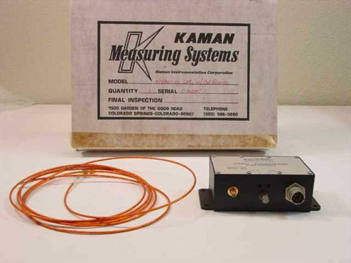 Kaman Measuring Systems KD2810-1U SPL   Signal Conditioner w/ Probe