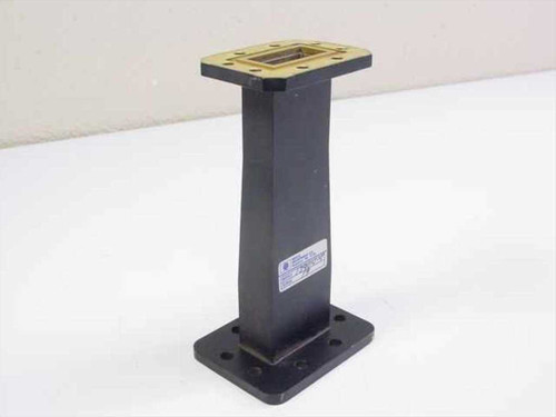 Neico Microwave Co. 13904-4  Wave Guide Adapter WR137/RG50 to WR159