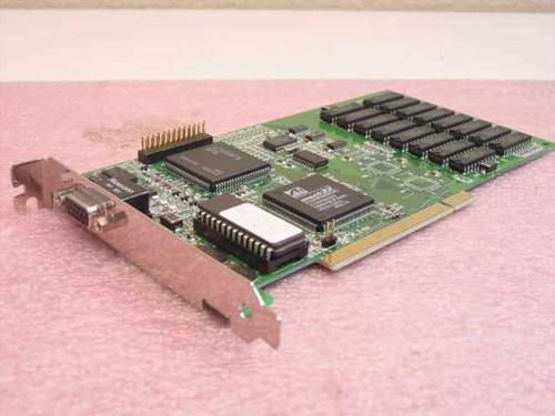 ATI 1022540521  Vertex PCI Video Card