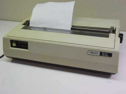 Okidata GE8232  U84 Microline Dot matrix printer