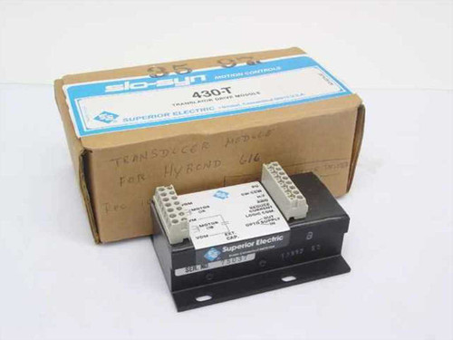 Superior Electric 430-T  Slo-Syn Translator Drive Module 3.5A 30V