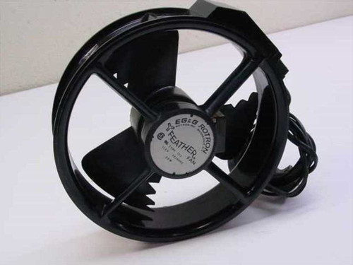 "EG&G Rotron Type 113  7"" Feather Fan 115 Volt 50/60Hz 20 Watt"