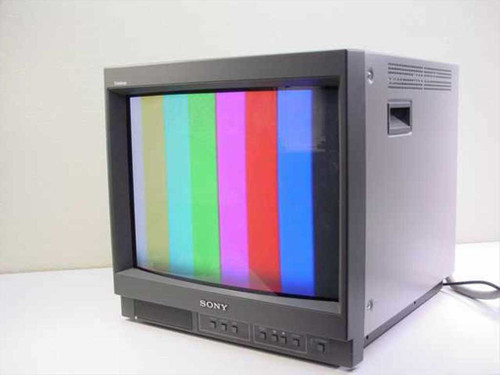 Sony Trinitron PVM-20N6U  20 Inch Color Video Monitor - New Old Stock