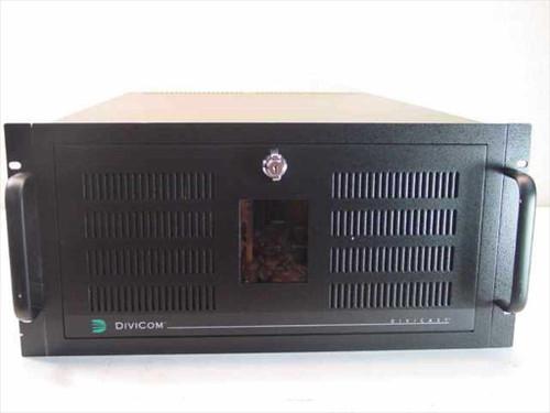 DiviCom MMT-5RU-DCAST-1.5 Rev. A  Divicast Server ~V