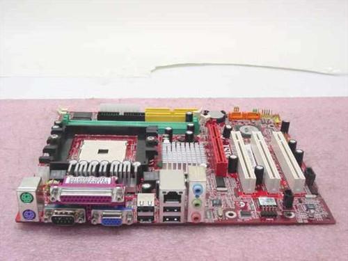 MSI MS-7142 Ver. 1  Socket 754 System Board