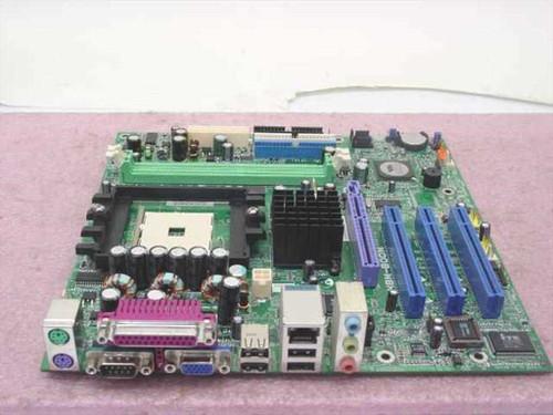 FIC K8M-800M  Socket 754 System Board