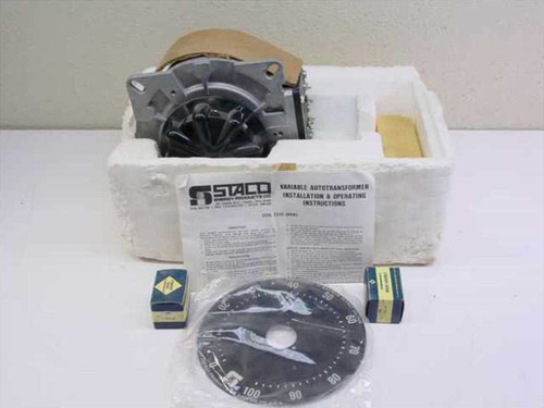 Staco  2510  Variable Autotransformer 2510 Series