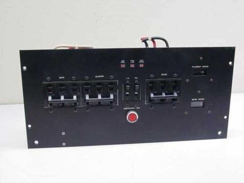 Heinemann 01-000148  Custom Switch Panel ~V