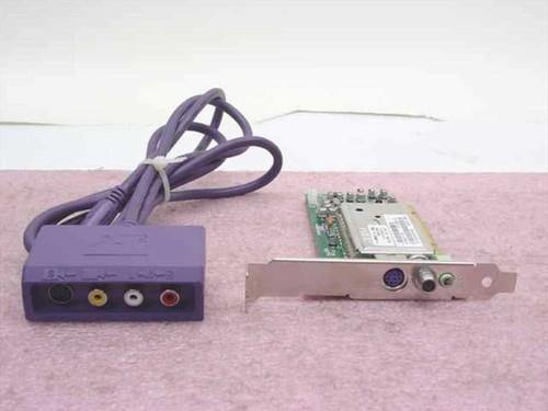ATI 1029520102  TV Wonder Pro / PCI TV Tuner / Video capture card