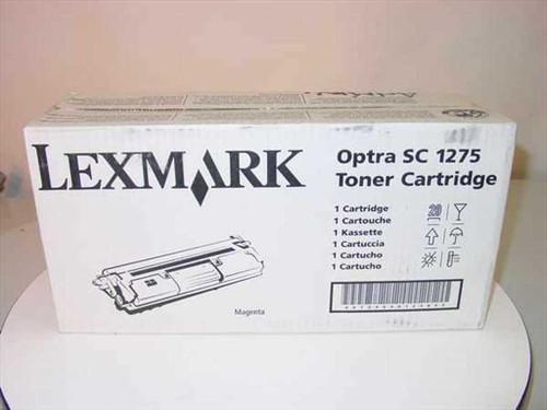 Lexmark Toner Cartridge Optra 1275 Magenta CRT (1361753)