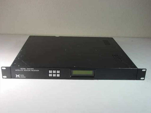 Satellite Systems  3430 BTR  Satellite Beacon Receiver ~V