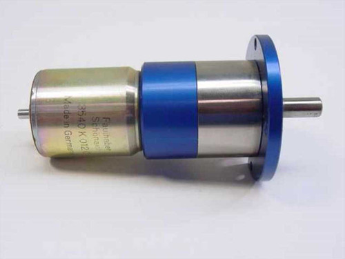 Faulhaber Schonaich 3540K0120  Minimotor Sa 43 1 Geardrive - AS IS