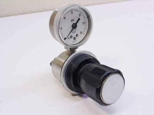 Uknown 103432  Stainless Steel Low Pressure Regulator