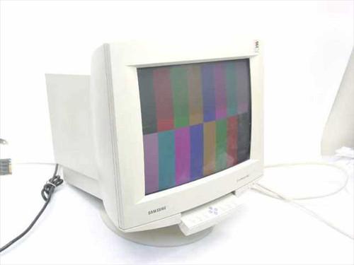"""Samsung CMG7377L  17"""" Color Monitor Syncmaster 17GLi"""