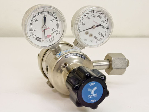 Veriflo DSG752-S7P2404  Stainless Steel High Pressure Regulator