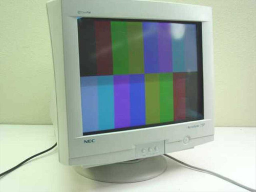"NEC N0701  17"" Color Monitor AS75F"