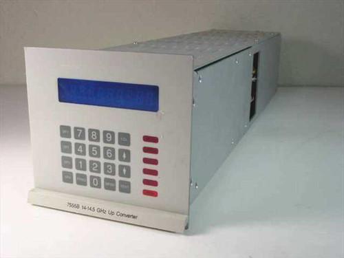 Scientific Atlanta 7555B  14-14.5 GHz Up Converter w/ Video Exciter