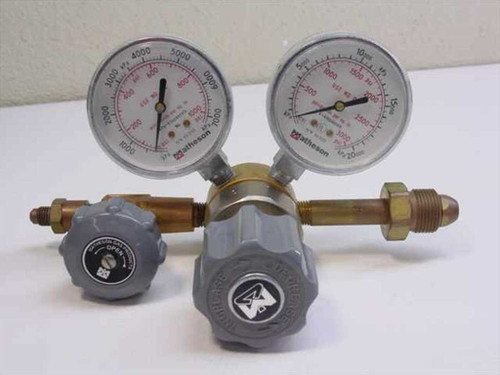 Matheson 3020-580  Brass High Pressure Regulator