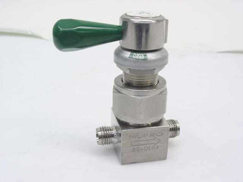 Nupro SS-DLS4  Stainless Steel Valve