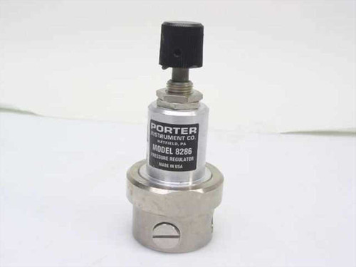 Porter Instrument Co. 8286  Pressure Regulator