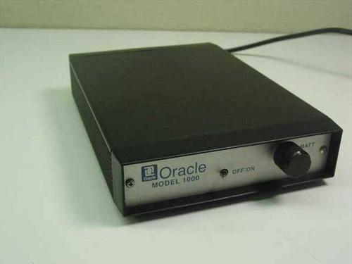 Oracle 1000  Video Matt Generator