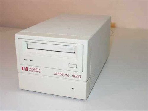 HP JetStore 5000 External Tape Drive C1527A
