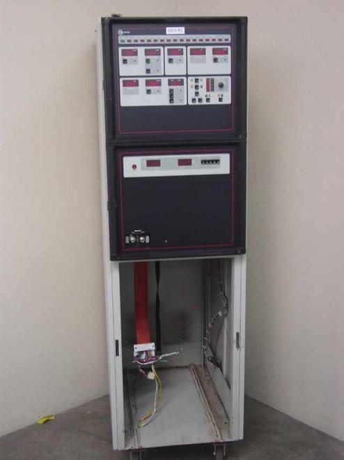 Varian 01002384-00  HPA Cabinet for Klystron RF Satcom Uplink Earth St