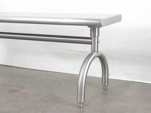 Stainless Steel 790971  Cleanroom BKR-4' Bench