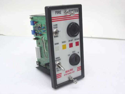 Mark Systems, Inc. 096-9037  Fire System Controller