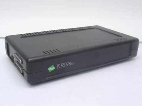 Digi 50000478  Ports/8em RJ45 - 8-Port Server