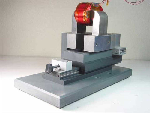 Custom X-Y  Electro magnet fixture