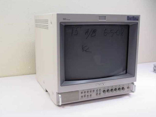 "Sony PVM-1353MD  14"" Trinitron Color Video Monitor"