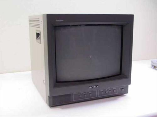 "Sony PVM-14N2U  14"" Trinitron Color Video Monitor"