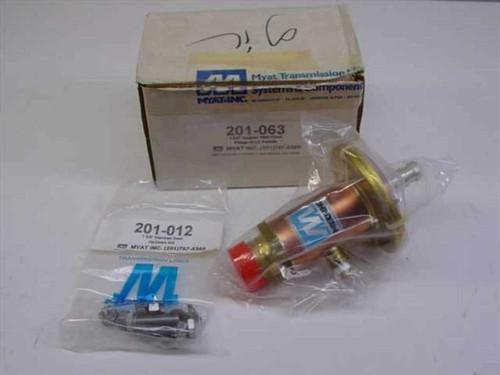 Myat 201-063  Reducer 1 5/8 Inch 50 ohm - LC female 1/8 Inch NPT