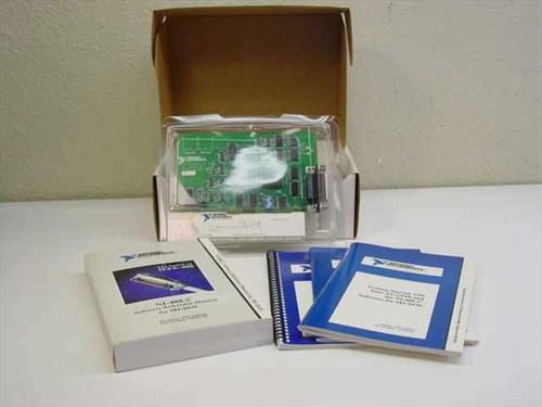 National Instruments AT-GPIB  NI-488.2 Software for MS-Dos - 776207-01